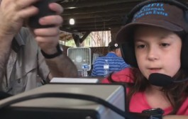 10 Year-Old Ham AE4FH Talks About Amateur Radio Contesting