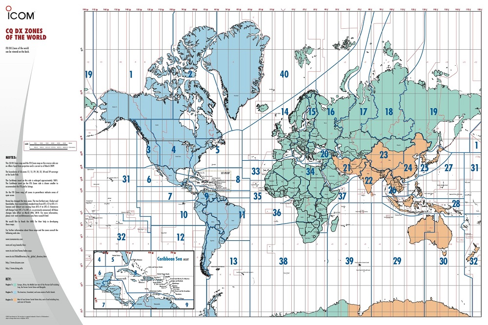 CQ World Wide DX CW Announced Operations: 2015