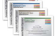 New! License Class Certificates
