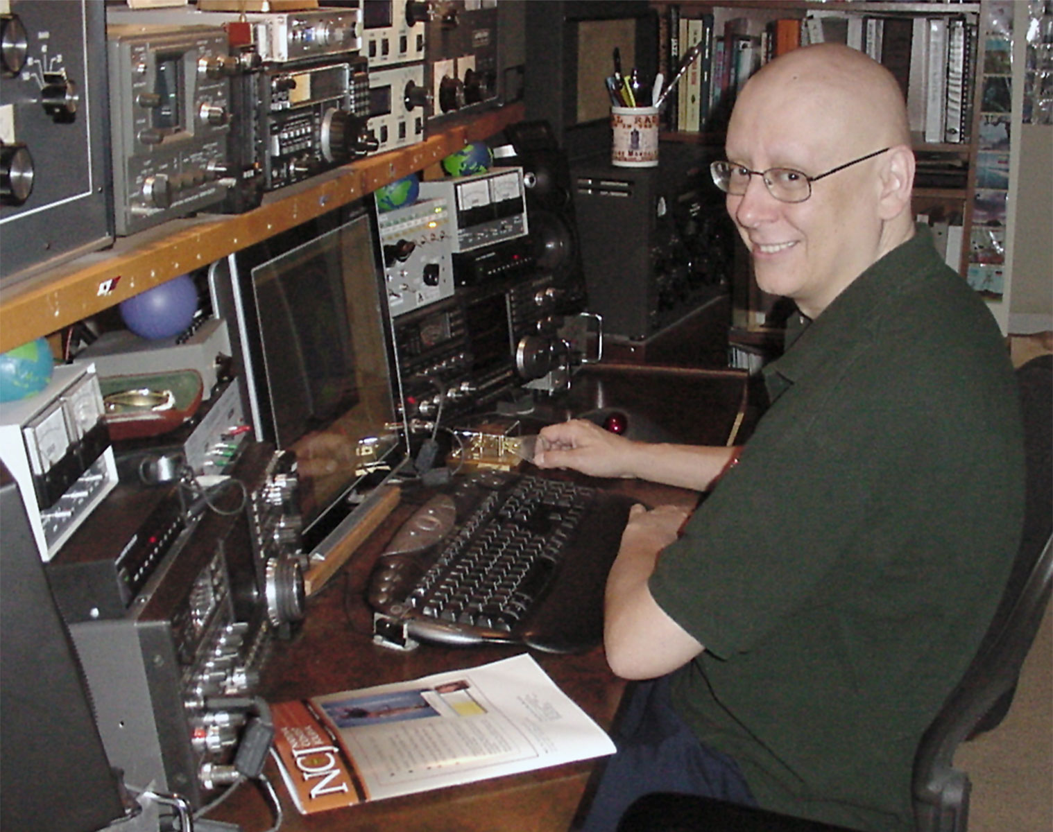 Kirk Pickering K4ro Top Band Contesting Qso Today