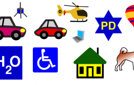 New symbol graphics for APRS