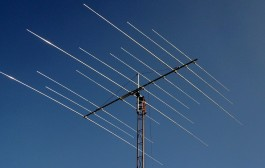 Antenna BEAM 11 elements 3 bands