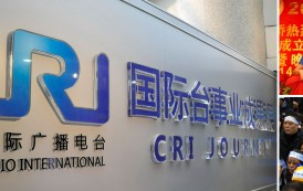 FCC, Justice Department investigate covert Chinese radio network