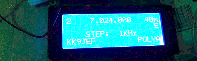 POLYAKOV DIRECT DIGITAL SYNTHESIS RECEIVER
