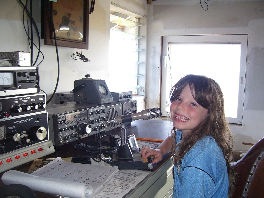 Kids are Not the Future of Ham Radio