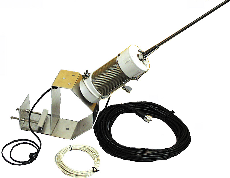 APARTMENT ANTENNA, HF, 40M-2M – MFJ-1622