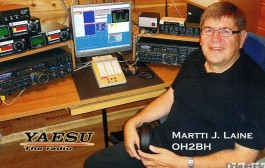NCDXF Announces Publication of Martti Laine, OH2BH, Article on Working DX Pileups