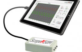 Advanced USB Oscilloscope 50Mhz