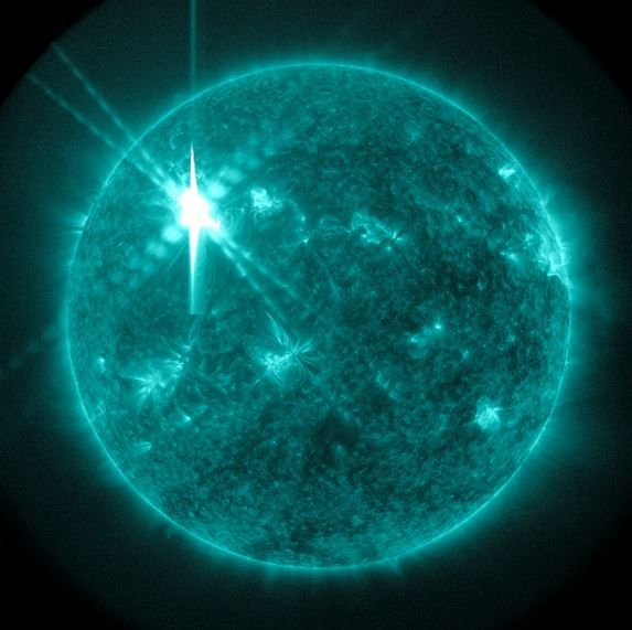 Feds have plan in case we are hit with catastrophic solar flares