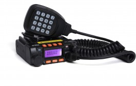 BTECH UV-2501 – MINI MOBILE 25 WATT RADIO