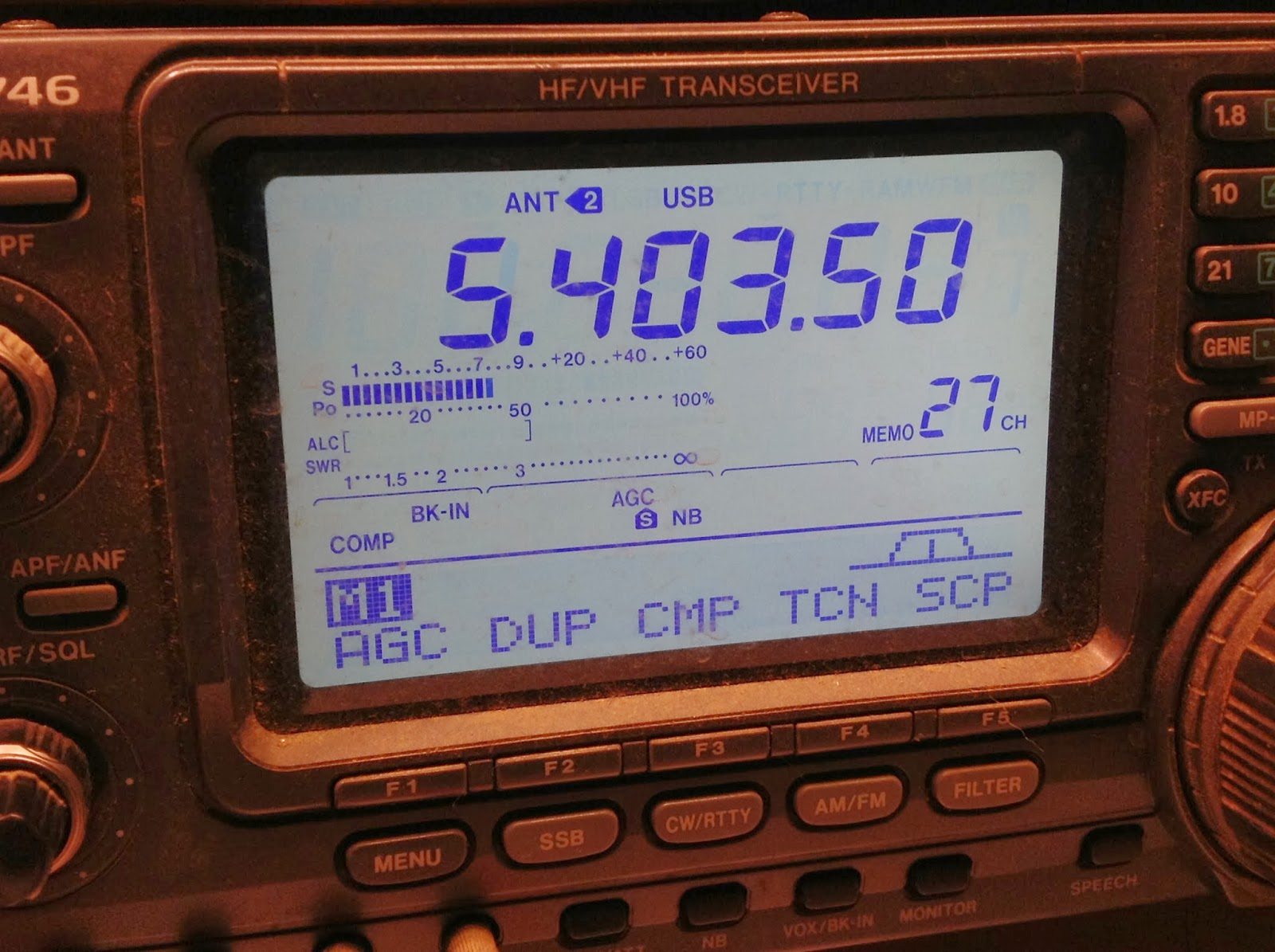 The Netherlands Opens 100 kHz Band at 5 MHz