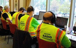 Amateur Radio Emergency Service Springs into Action to Assist in New Mexico Wildfire Emergency