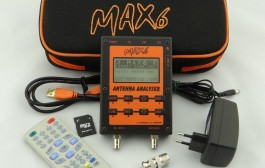 MAX6 -Antenna Analyzers