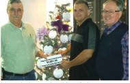 Ohio Amateur Radio Club Donates to Help Needy Families