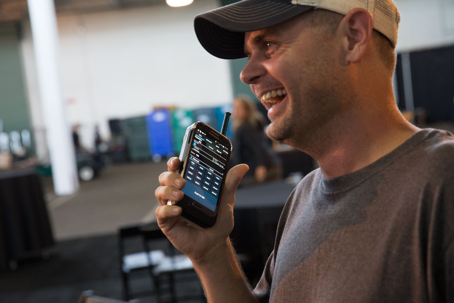 Turn Your Smartphone into a Powerful Walkie Talkie
