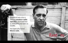 """A Christmas Story,"" Jean Shepherd K2ORS introduces ARRL CW practice tape"