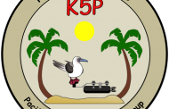 K5P Call sign for Palmyra 2016 announced! Press Release #5