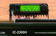 Icom IC-2300H Review by AmateurLogic.tv