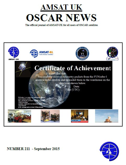 OSCAR News Issue 212