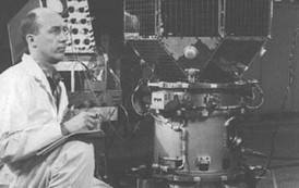 American satellite started transmitting 46 years after being abandoned in 1967