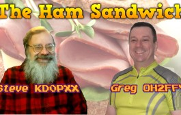 The Ham Sandwich 3 – A Show For Ham Radio Hobbyists. !!!!