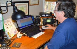 Amateur Radio: Buzz Kutcher a ham for more than 40 years