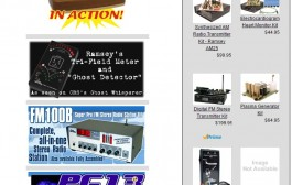 Ramsey Electronics shuts down it's hobby kits division
