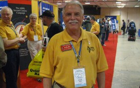 Changing of the Guard: Rick Roderick, K5UR, Elected as ARRL's 16th President