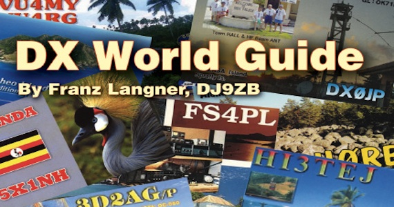 DX World Guide By Franz Langner, DJ9ZB