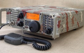 Tactical Operations IC-7200 with AH-4 Tuner