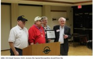 Dayton Amateur Radio Association Surprises ARRL CEO David Sumner, K1ZZ