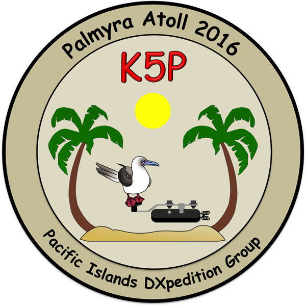 Palmyra, South Sandwich/South Georgia Will Help Kick Off 2016 DXpedition Calendar