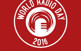 Today – World Radio Day 2016
