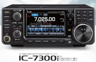 Icom IC 7300 with K5P and VP8SGI [ Videos ]