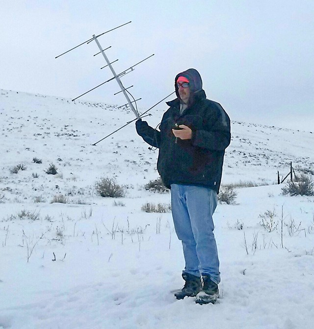 Satellite DXCC Nearly 20 Years in the Making