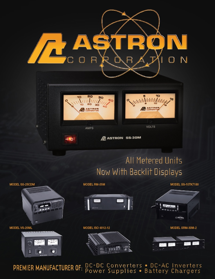 ASTRON POWER SUPPLIES – Catalog