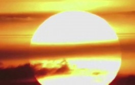 The silent sun: Eerie image revealed as solar activity remains the quietest it has been in more than a century