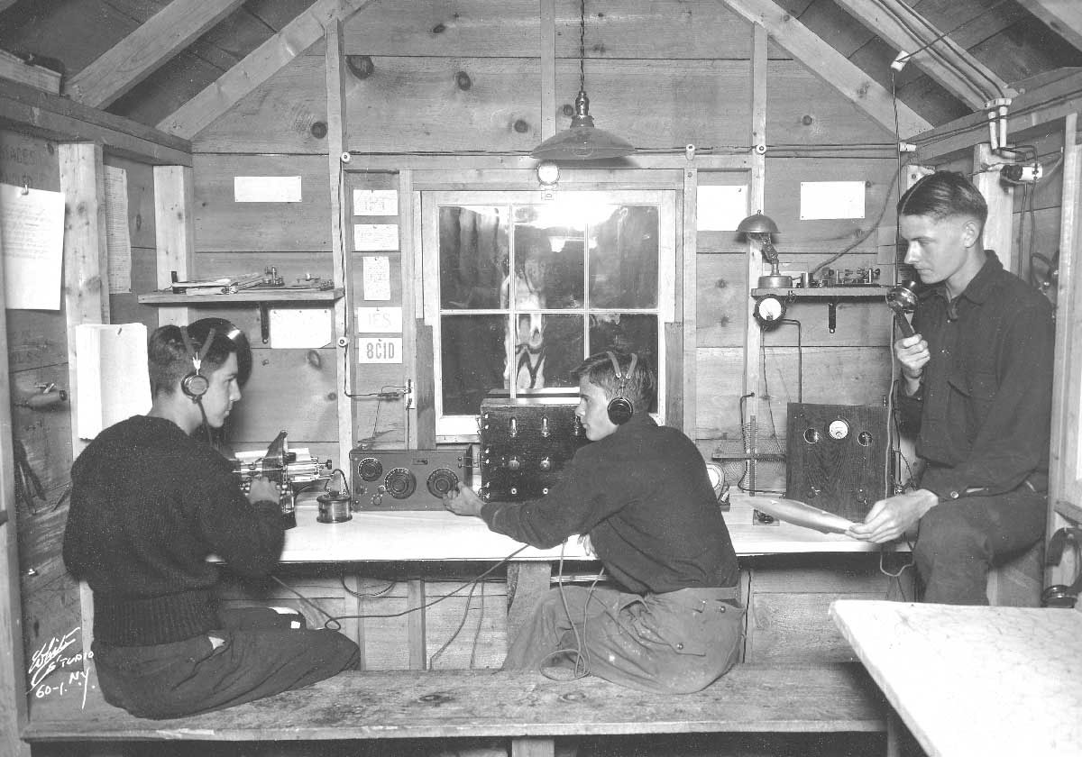 Amateur Radio History: First Radio Hams
