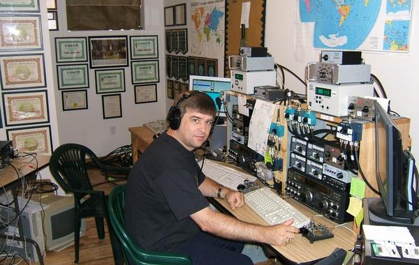 K5ZD Stepping Down as Director of CQ WW Contest