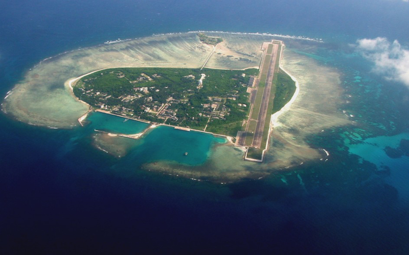 9M0 – Spratly Islands