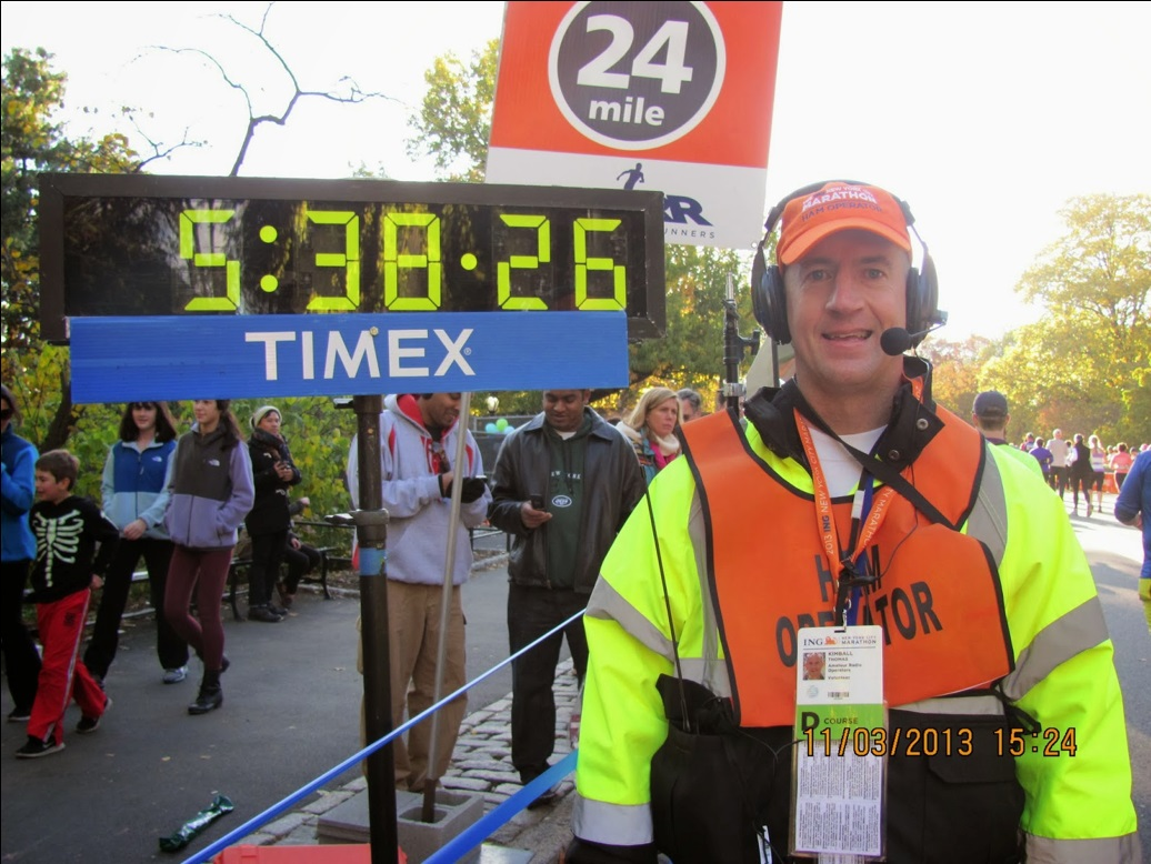 Boston Marathon Communications Committee Seeks Additional Amateur Radio Volunteers