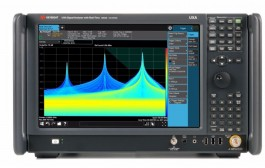 X-Series Signal Analyzers – UXA Signal Analyzer, 3 Hz to 50 GHz