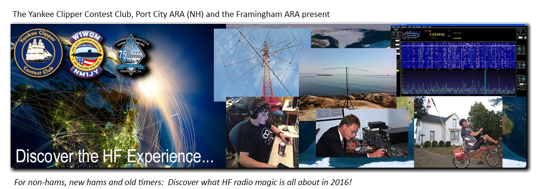 """Discover the HF Experience"" Aims to Dazzle Technicians, Newcomers"