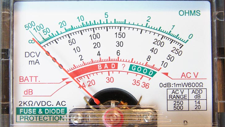how to connect multimeter to measure current