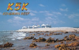 Kingman Reef DXCC Deleted – KH5