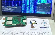 KiwiSDR: Wide-band SDR + GPS cape for the BeagleBone Black
