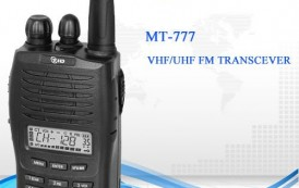 VHF and UHF  FM Transceiver MT-777