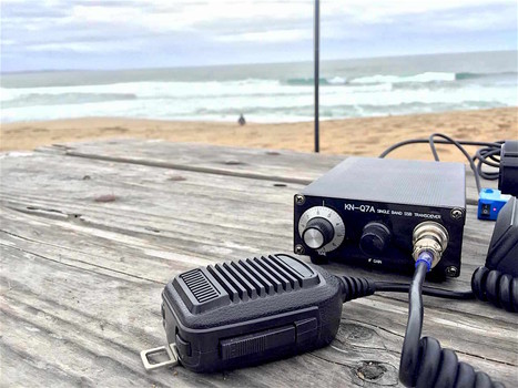 Ssb transceiver kit