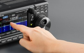 In-depth with In-depth with Icom's IC-7300 TransceiverTransceiver