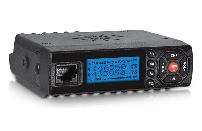 Baojie BJ-218 Mini Dual Band 25W Mobile Radio UHF VHF Transceiver